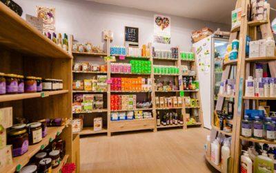 Vente de produits bio à Mirecourt