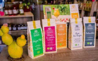 Trouvez votre thé bio à Mirecourt