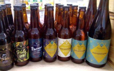 Bière bio à Mirecourt