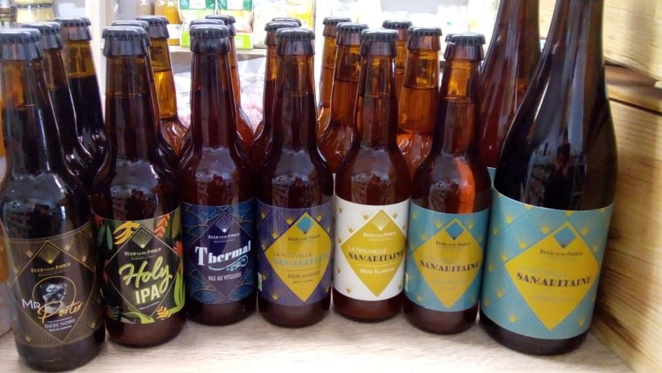 bières bio à Mirecourt